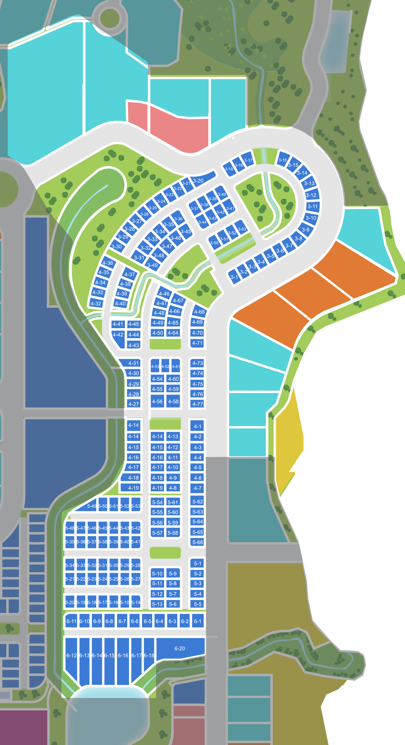 Green Valley Panamá - Phase 2 zoom